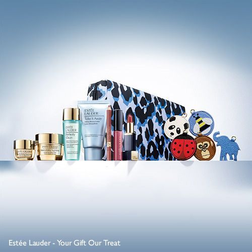 Estée Lauder - Your Gift Our Treat