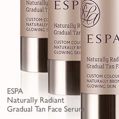 ESPA Naturally Radiant Gradual Tan Face Serum