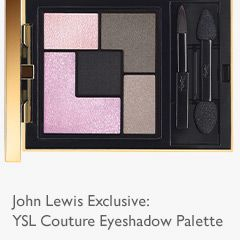 John Lewis Exclusive: YSL Couture Eyeshadow Palette