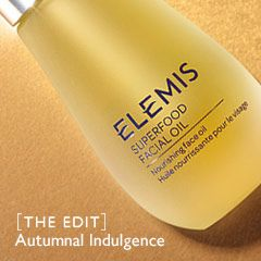[THE EDIT] Autumnal Indulgence