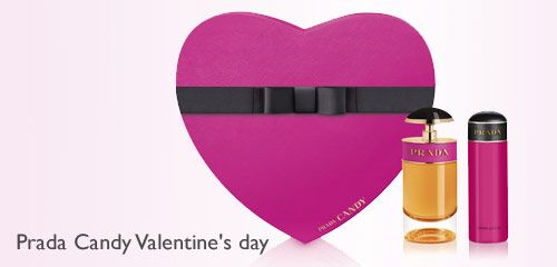 Prada Candy Valentine's day