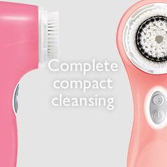 Complete compact cleansing