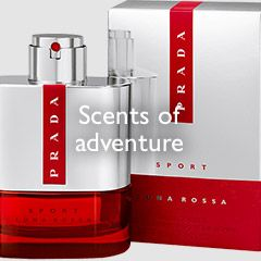 Scents of adventure