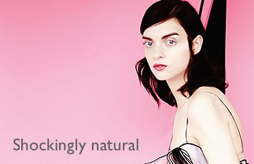 Shockingly natural