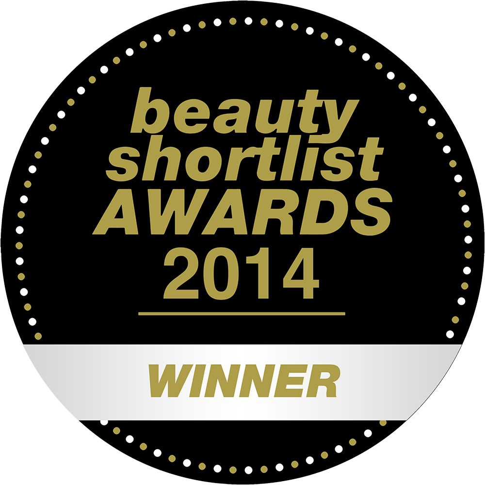 Beauty Shortlist Awards 2014 Winner