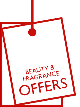 Beauty & Fragrance Offers tags