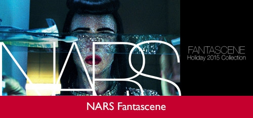 NARS Fantascene. Limited Edition Holiday 2015 Collection