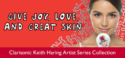 Clarisonic Keith Haring Artist Series Collection