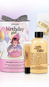 Philosophy Birthday Girl Beauty Gift Set