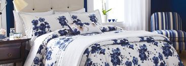 Bed linen guying guide