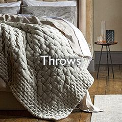 Throws, Blankets and Bedspreads