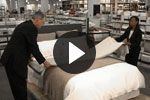 Best-dressed beds video