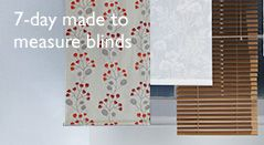 7-day made to measure blinds