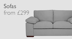 Sofas from £299