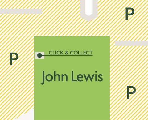 John Lewis Bluewater click & collect location