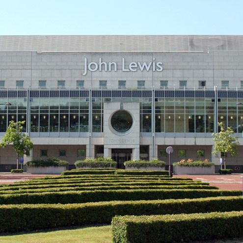 John Lewis Bluewater Store Front