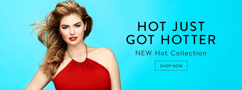 Hot just got hotter – new hot collection