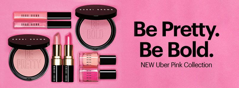 Bobbi Brown - Be pretty be bold