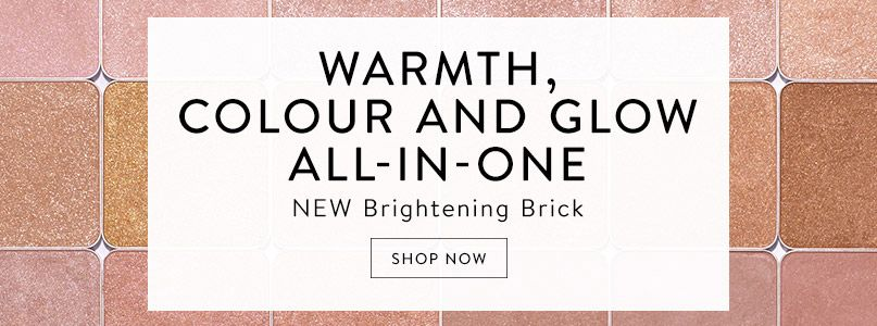 Warmth, colour and glow all-in-one NEW Brightening Brick