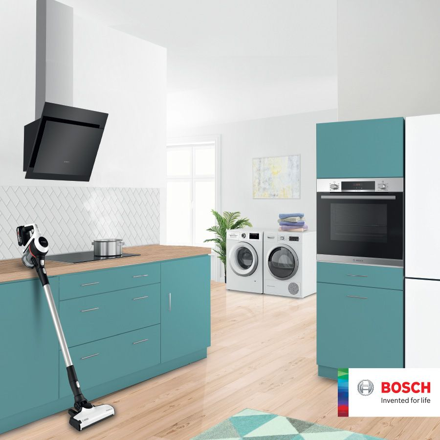 Bosch - A Line-up you can rely on, now with up to £150 Cashback
