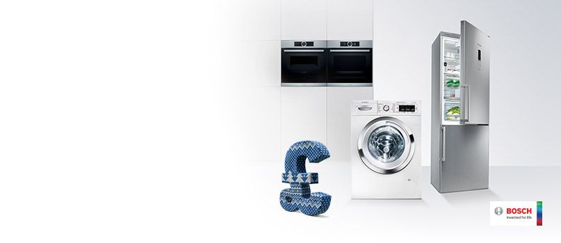 Save up to £120 with Bosch