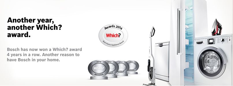 Bosch - another year, another Which Award
