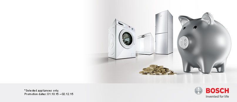 Grab up to £250*  off a new Bosch