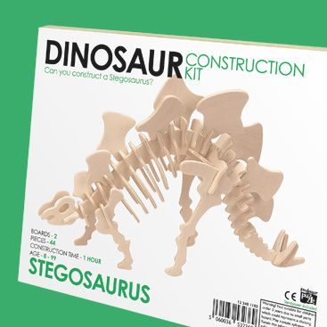 Professor Puzzle's Styracosaurus Construction Kit