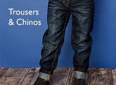 Trousers & Chinos