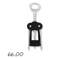 John Lewis Winged Corkscrew, Deluxe £6.00