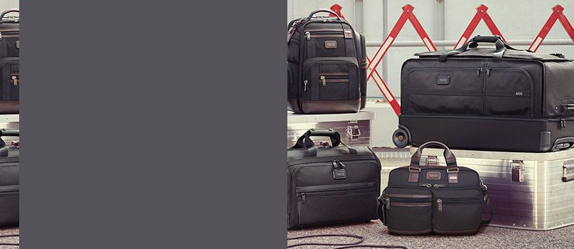 TUMI joins our luggage team