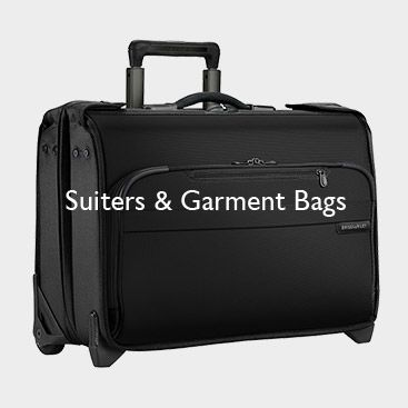 Suiters and Garment Bags