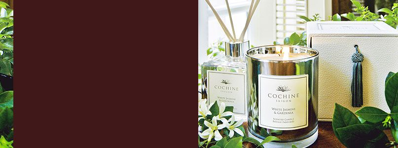 Spring Scents from Cochine