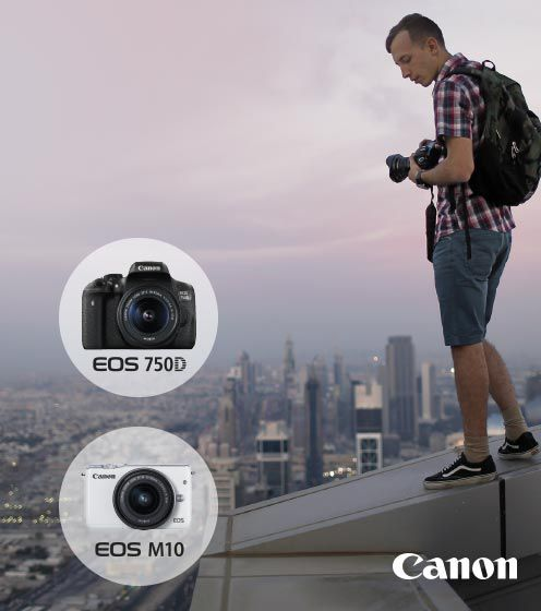 Cashback on Canon