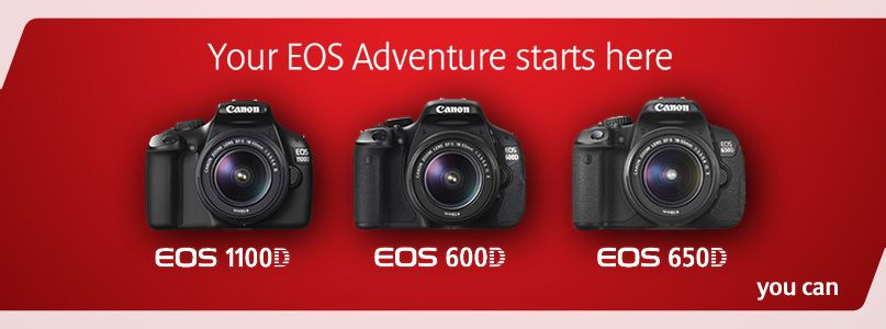 Your EOS adventure starts here