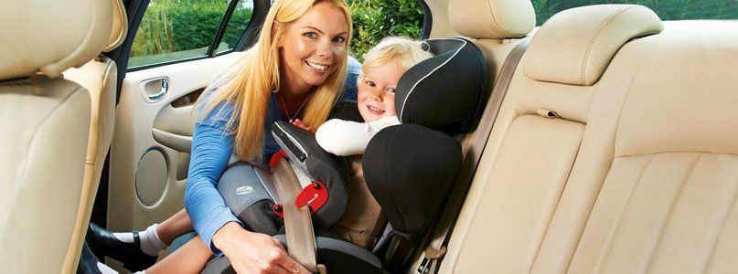 Car Seat Demonstrations