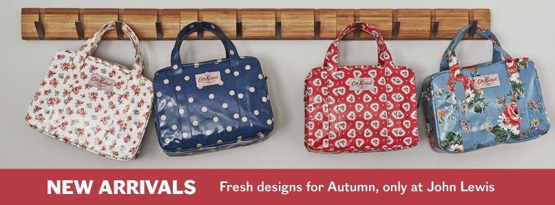 Fresh designs for Autumn, only at John Lewis