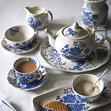 Buy Burleigh Charlotte Tableware Online at johnlewis.com