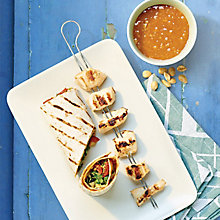 Buy Chicken Satay Tortillas Online at johnlewis.com