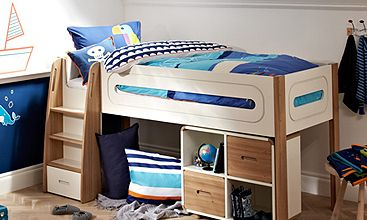 Children S Room Bunk Beds Furniture Storage Amp Bedding