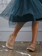 Party pumps for dancing darlings