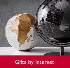 Gifts by interest