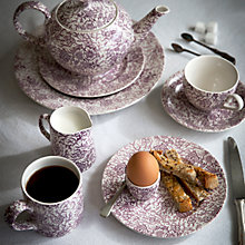 Buy Burleigh Claremont Tableware Online at johnlewis.com