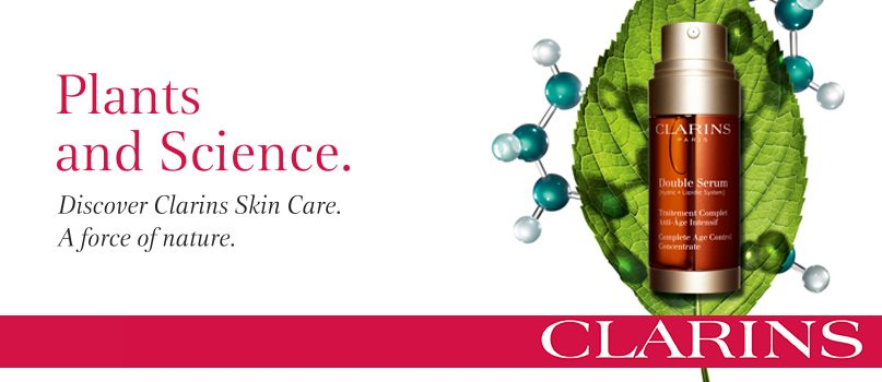 Clarins - New Boosters