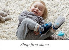 First Shoes