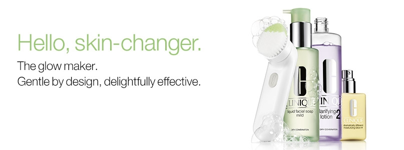 Hello, skin-changer. The glow maker. Gentle by design, delightfully effective.