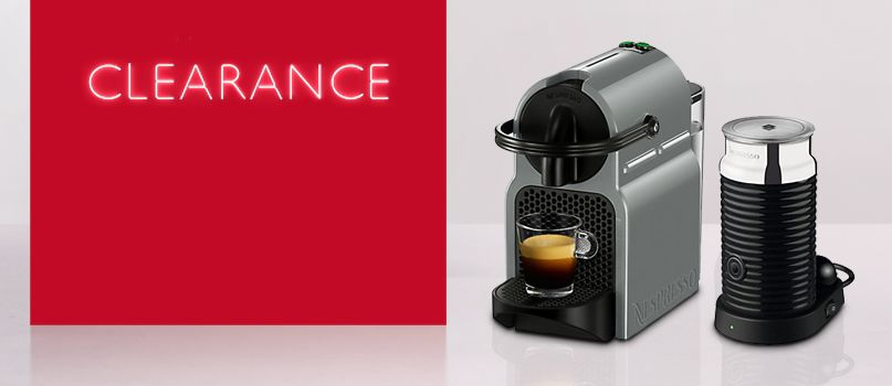 Save up to £30 on Nespresso Inissia Coffee Machines by Magimix