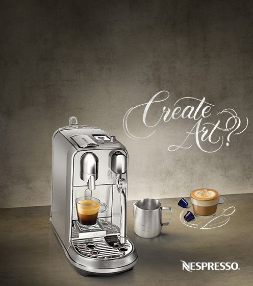 Release your coffee creativity