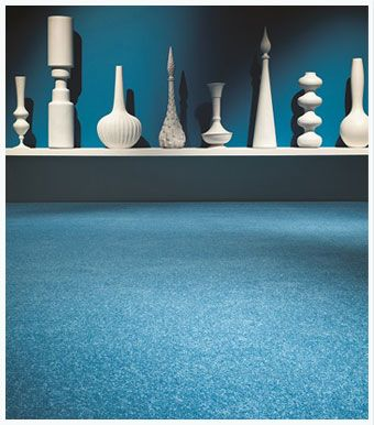 Image of Blue Carpet