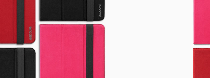 Incase variety of protective iPad cases